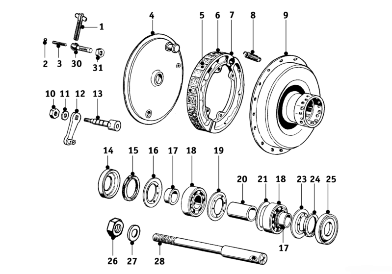 electrical wiring diagram of bmw r80gs diagram of