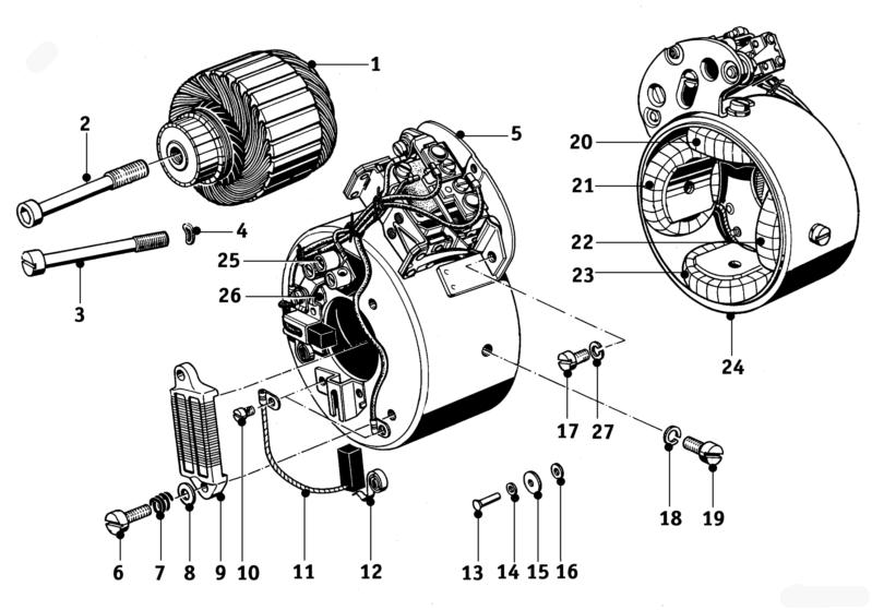 Generator R50 - R69s