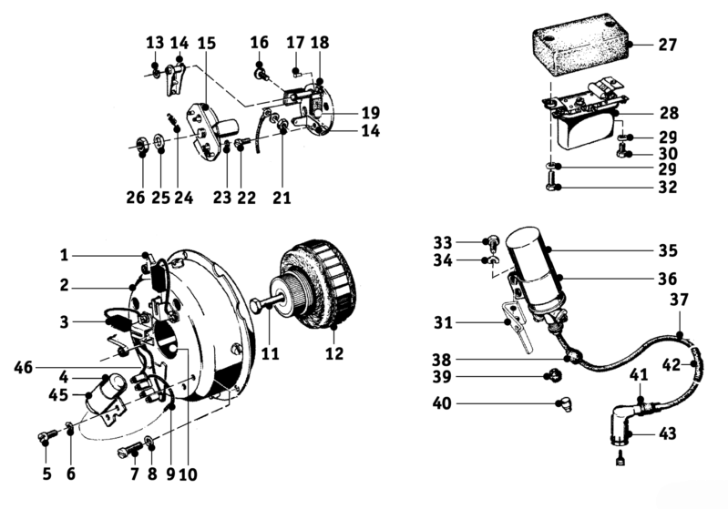 generator ignition r27 salis parts salis parts rh bmwclassicmotorcycles com