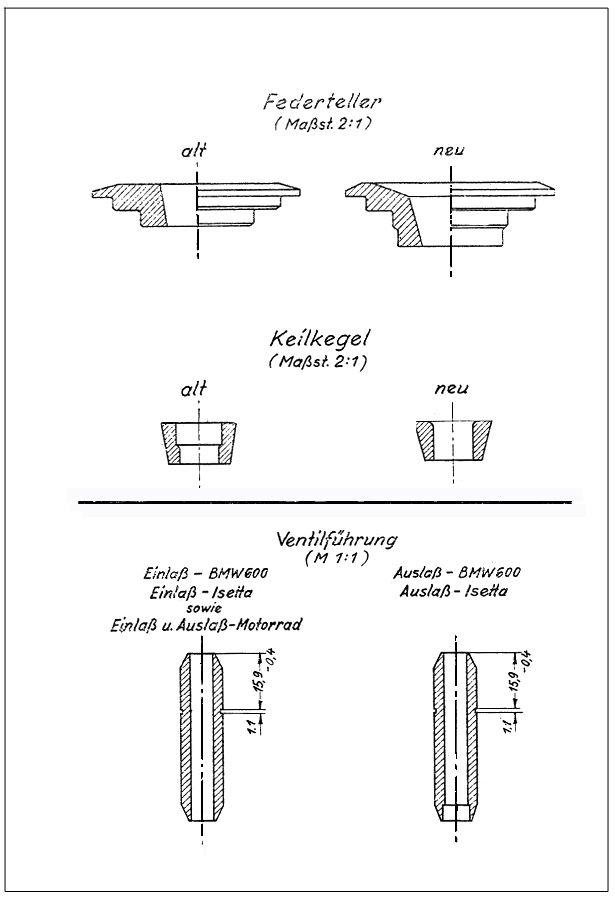 r26 r50 r60 r69 valve guides salis parts salis parts. Black Bedroom Furniture Sets. Home Design Ideas