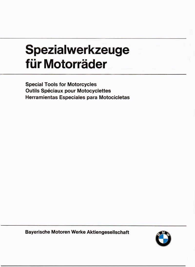 BMW - Matra tools