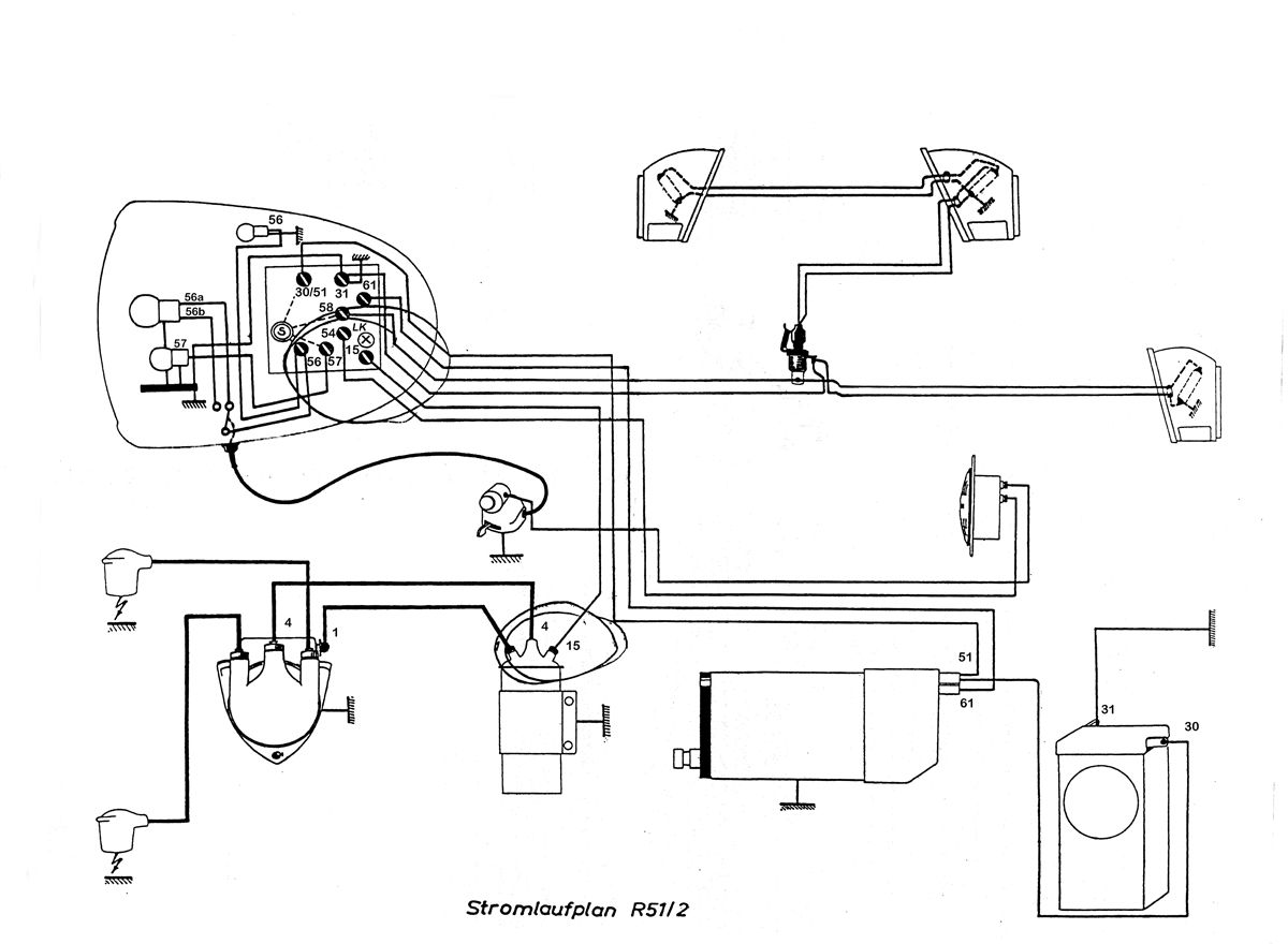Wiring Diagram R51  2